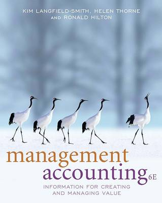 Management Accounting + Connect Plus