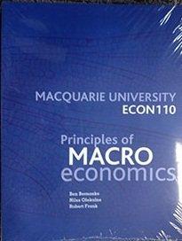 Principles of Macroeconomics [Custom Book]