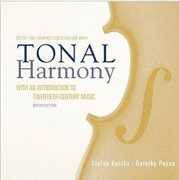 SW Tonal Harmony + WB