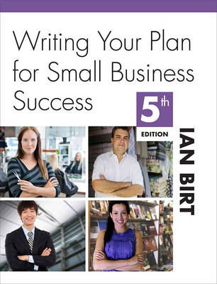 Writing Your Plan for Small Business Success
