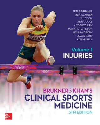 Brukner & Khan's Clinical Sports Medicine 5th Edition