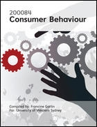 Cust Consumer Behaviour