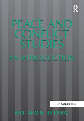 Peace and Conflict Studies: An Introduction