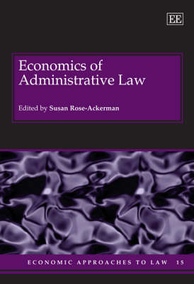 Economics of Administrative Law