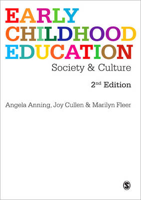 Early Childhood Education: Society and Culture