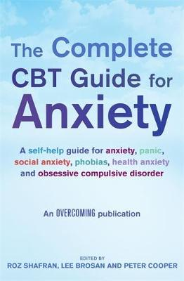 The Complete CBT Guide for Anxiety