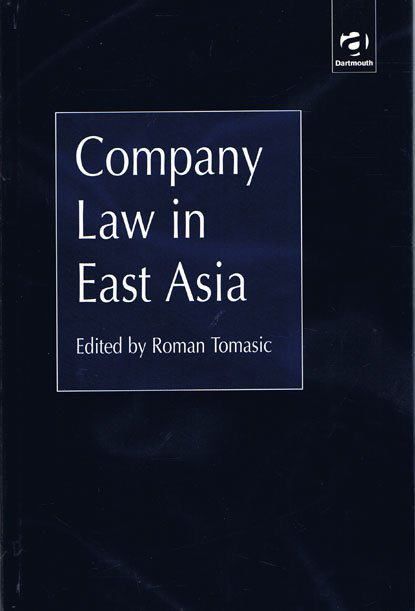 Company Law in East Asia