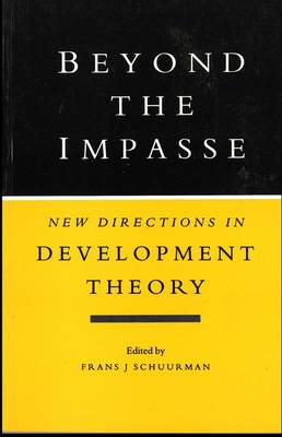 Beyond the Impasse: New Directions in Development Theory