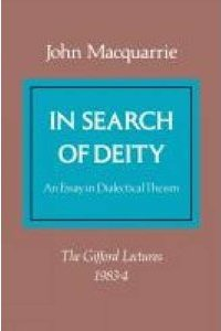 In Search of Deity