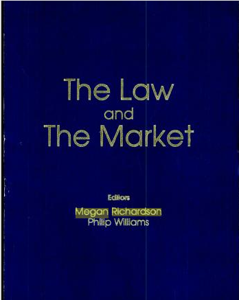 The Law and the Market