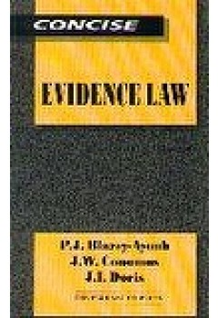 Concise Evidence Law