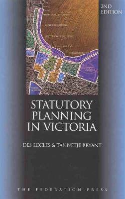 Statutory Planning in Victoria