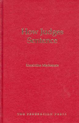 How Judges Sentence