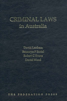 Criminal Laws in Australia