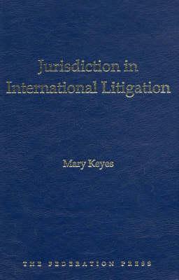 Jurisdiction in International Litigation