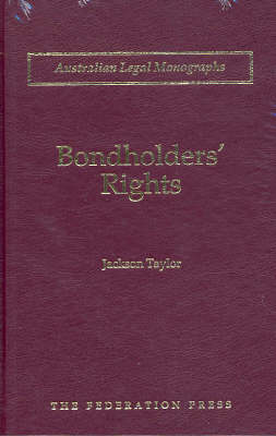 Bondholders' Rights
