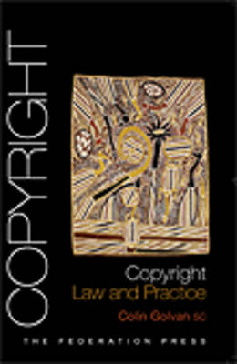 Copyright Law and Practice