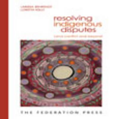 Resolving Indigenous Disputes