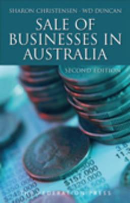 Sale of Businesses in Australia