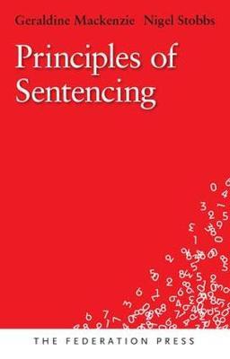 Principles of Sentencing