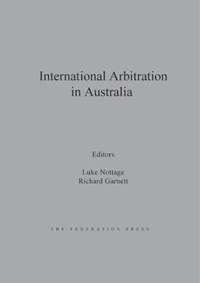 International Arbitration in Australia