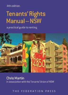 Tenants' Rights Manual: A Practical Guide to Renting in NSW