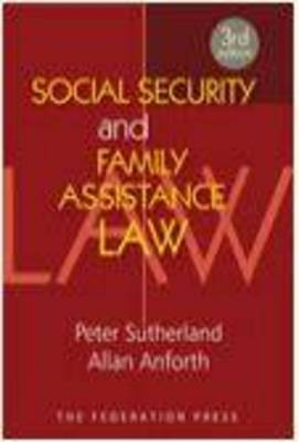 Social Security and Family Assistance Law