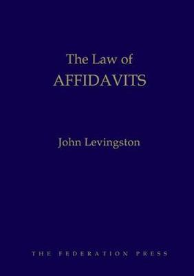 The Law of Affidavits