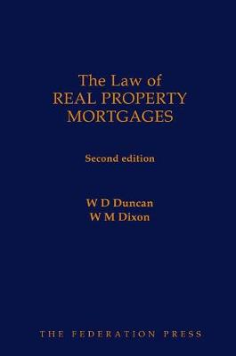 The Law of Real Property Mortgages