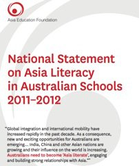 A National Statement on Mathematics for Australian Schools