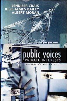 Public Voices, Private Interests: Australia's Media Policy