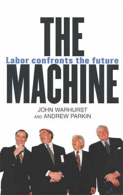 The Machine: Labour Confronts the Future