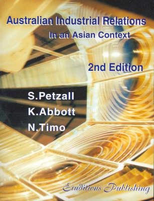 Australian Industrial Relations in an Asian Context