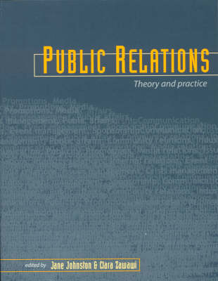 Public Relations: Theory and Practice