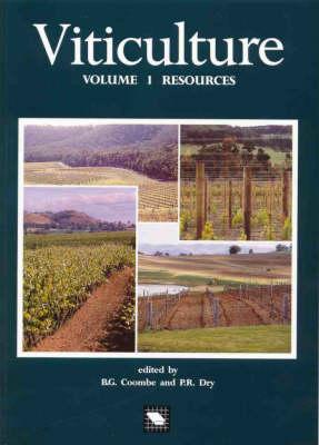 Viticulture: Resources in Australia: Vol 1: Resources