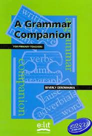 A Grammar Companion for Primary Teachers