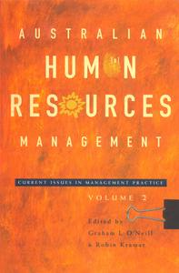 Australian Human Resources Management