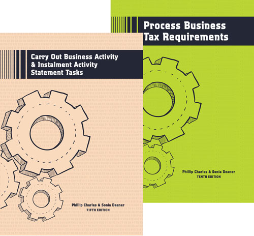 Pack: BAS and IAS & Process Business Tax Requirements