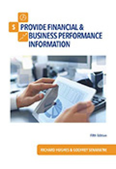 Provide Financial Business Performance Information