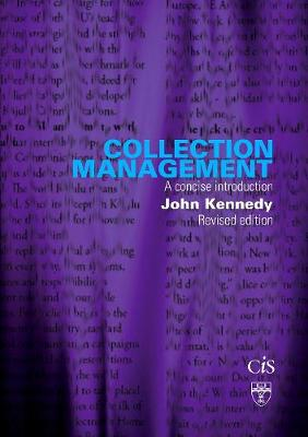 Collection Management: A Concise Introduction