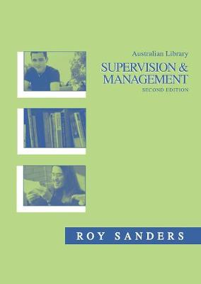 Australian Library Supervision & Management