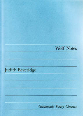 Wolf Notes