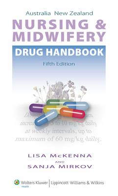 Australia and New Zealand Nursing and Midwifery Drug Handbook