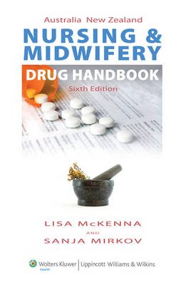 Australia New Zealand Nursing and Midwifery Drug Handbook