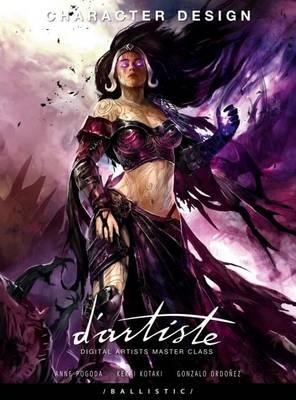 D'artiste Character Design: Digital Artists Master Class