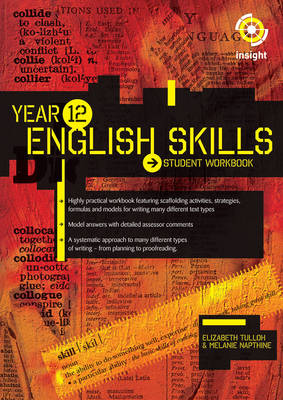 English Skills Year 12: Student Workbook