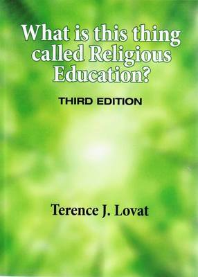 What is This Thing Called Religious Education?