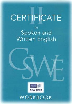 Certificate II in Spoken and Written English: Student CD Only