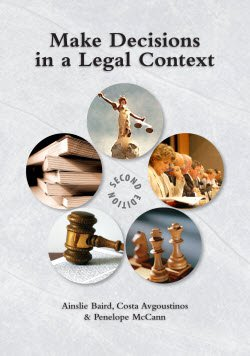Make Decisions in a Legal Context