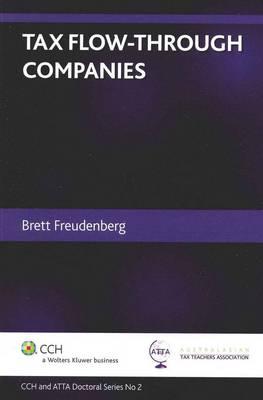 Tax Flow-through Companies